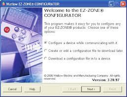 EZ-ZONE Configurator