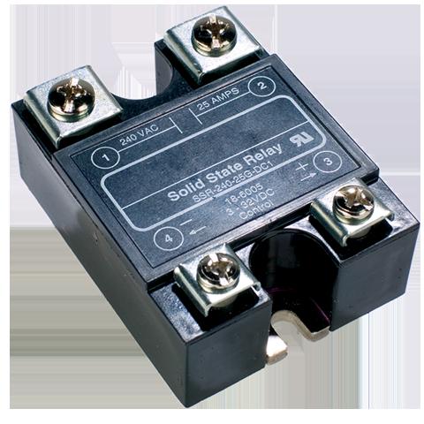 SSR Power Control