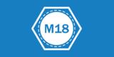 M18 Threaded Image