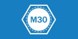 M30 Threaded Image