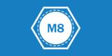 M8 Threaded Image