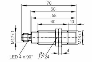 IGS209(IGKC012-ASKG/M/US-104-DRS/2LED)