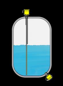 Point Level Measurement Liquids Conduction
